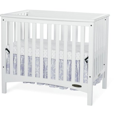 Child Craft London 2 In 1 Convertible Mini Crib With
