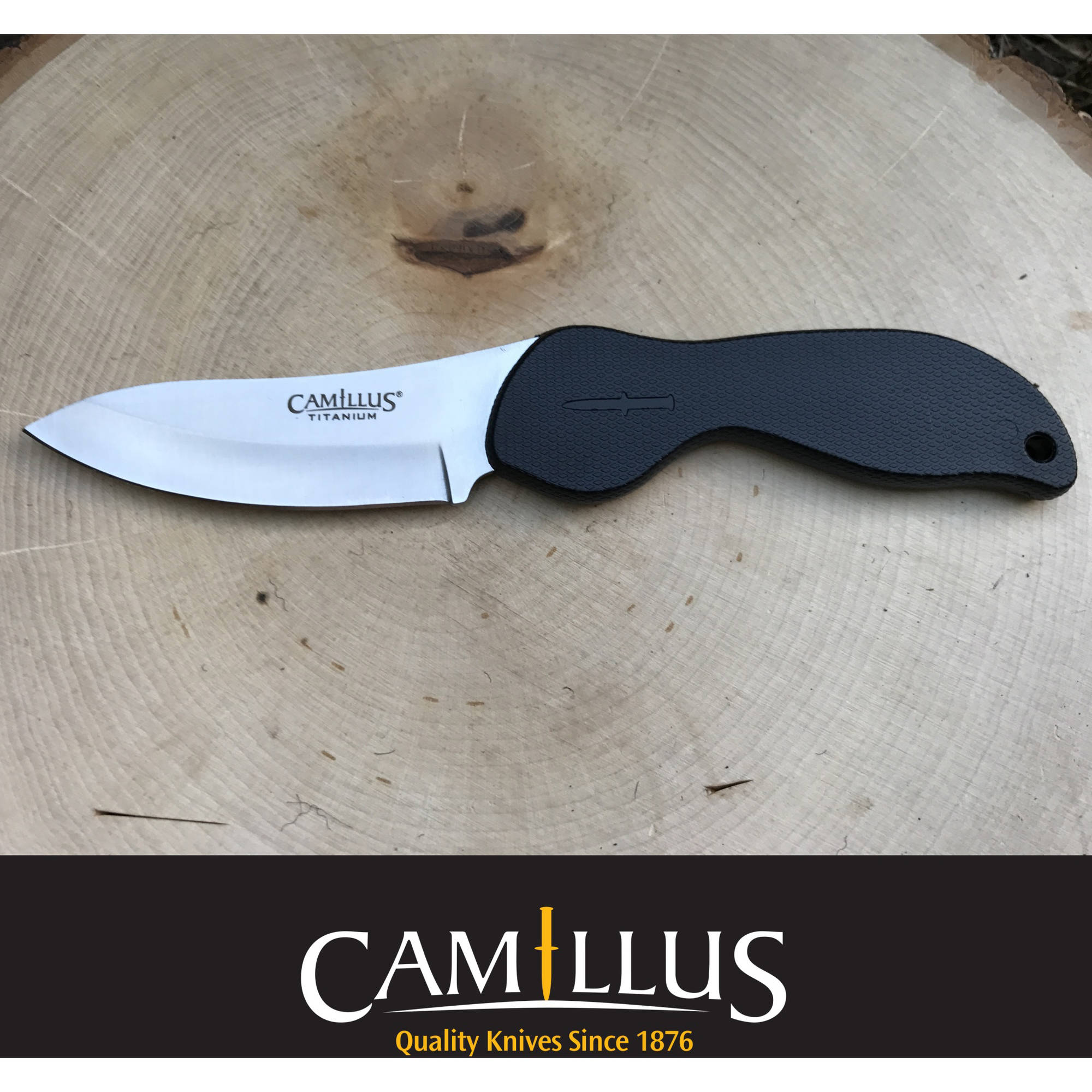 Camillus Game Skinner Knife, #19354