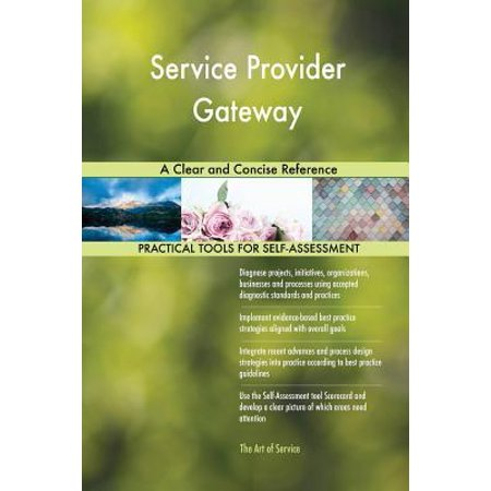 Service Provider Gateway a Clear and Concise Reference Paperback