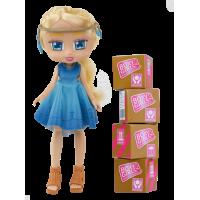 Boxy Girls Doll Willa