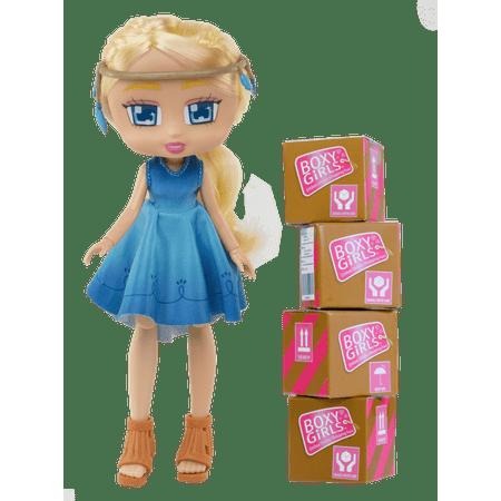 BOXY GIRL DOLL WILLA