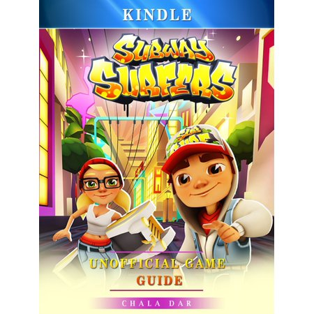 Subway Surfers Kindle Unofficial Game Guide - eBook (Word Games For Kindle)
