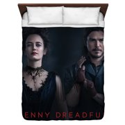 Penny Dreadful Chandler And Ives Queen Duvet Cover White 88X88