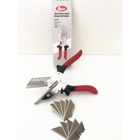Xpert Gasket Mitre Shear Hand Cutter With Quick Change SK2 Blade