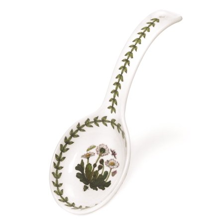 Botanic Garden Spoon Rest, Good for Tea Bags too By (Tea Bag Spoon)