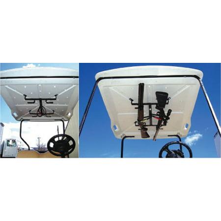 Miller Golf Cart Gun Carrier 2-Gun Roof Mount 224