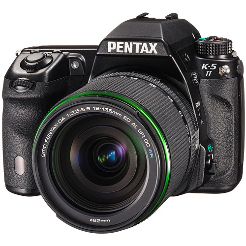 Pentax 12038 K-5 Ii Lens Kit W/ Da 18-135Mm Wr