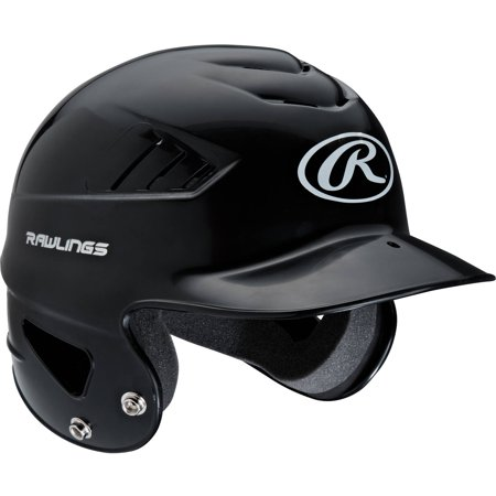Rawlings Coolflo Molded Baseball Batting Helmet, (Baseball Base Coachs Helmets)
