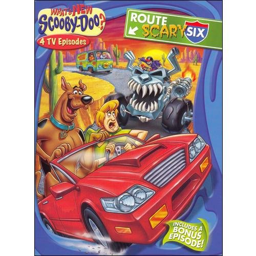 What's New Scooby-Doo? Vol. 9: Route Scary Six (Full Frame)