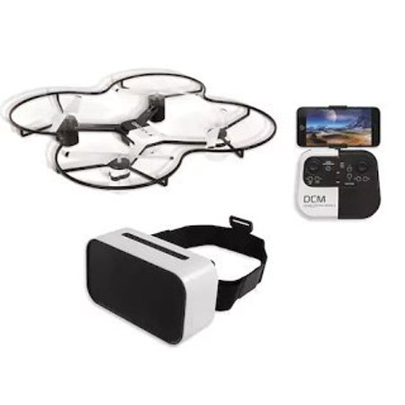 The Sharper Image 144 In Lunar Drone With Hd Camera Virtual