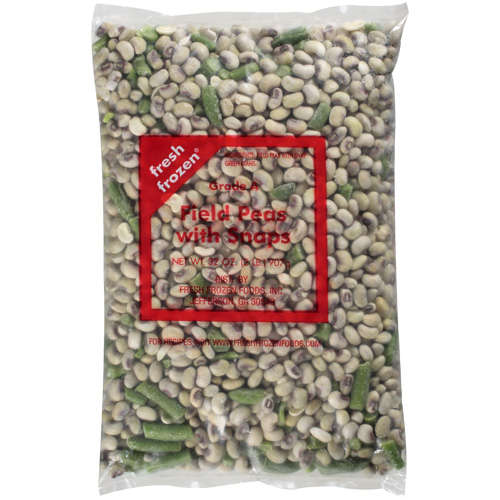 Fresh Frozen Field Peas with Snaps, 32 oz