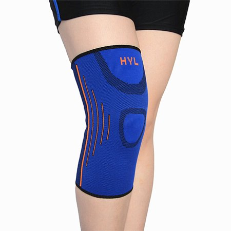 Knee Support - Premium Compression Knee Sleeve - Knee Brace Patella Stabilizer for Meniscus Tear - Arthritis Pain - Best for Running - CrossFit - (Best Treatment For Arthritis Knee Pain)