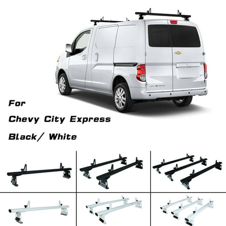AA-Racks Model AX302-CH Chevy City Express 2013-On Aluminum 1 Bar (50