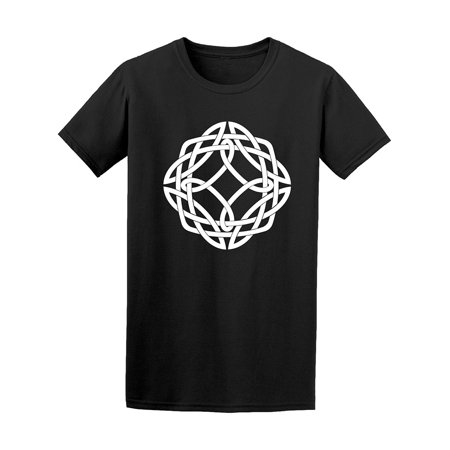 - Celtic Knot Motif Men's Tee - Image by Shutterstock