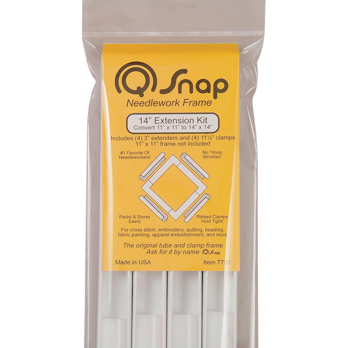 Q-Snap Lap Frame Extension Kit