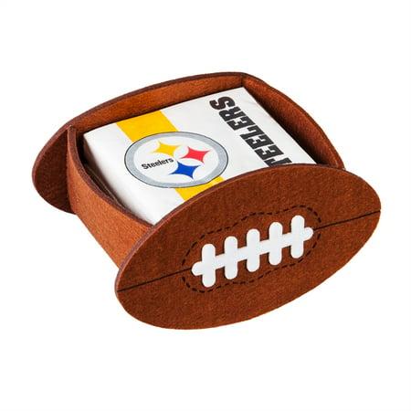 Pittsburgh Steelers, Napkin Felt Gift (Steeler Gift)