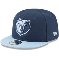 Memphis Grizzlies New Era Infant My First 9FIFTY Adjustable Hat - Navy - OSFA