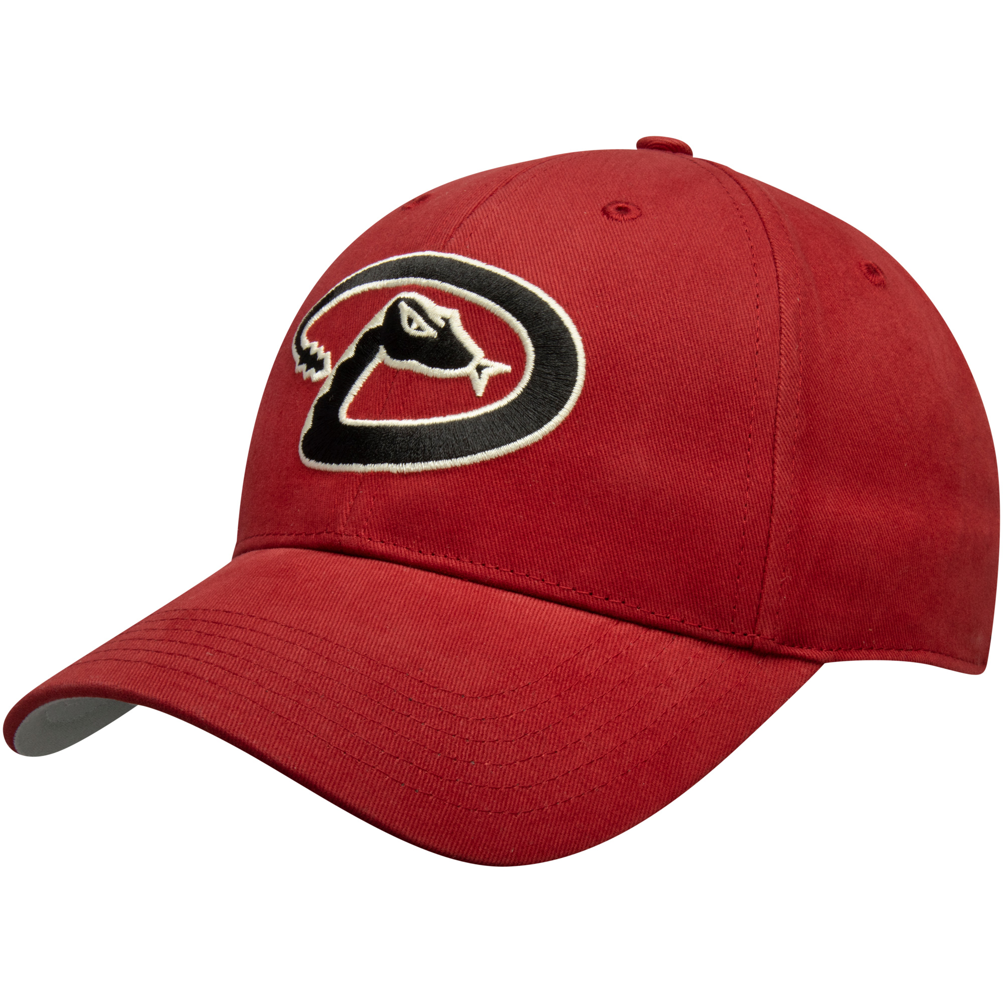 Fan Favorite Arizona Diamondbacks '47 Basic Adjustable Hat - Red - OSFA