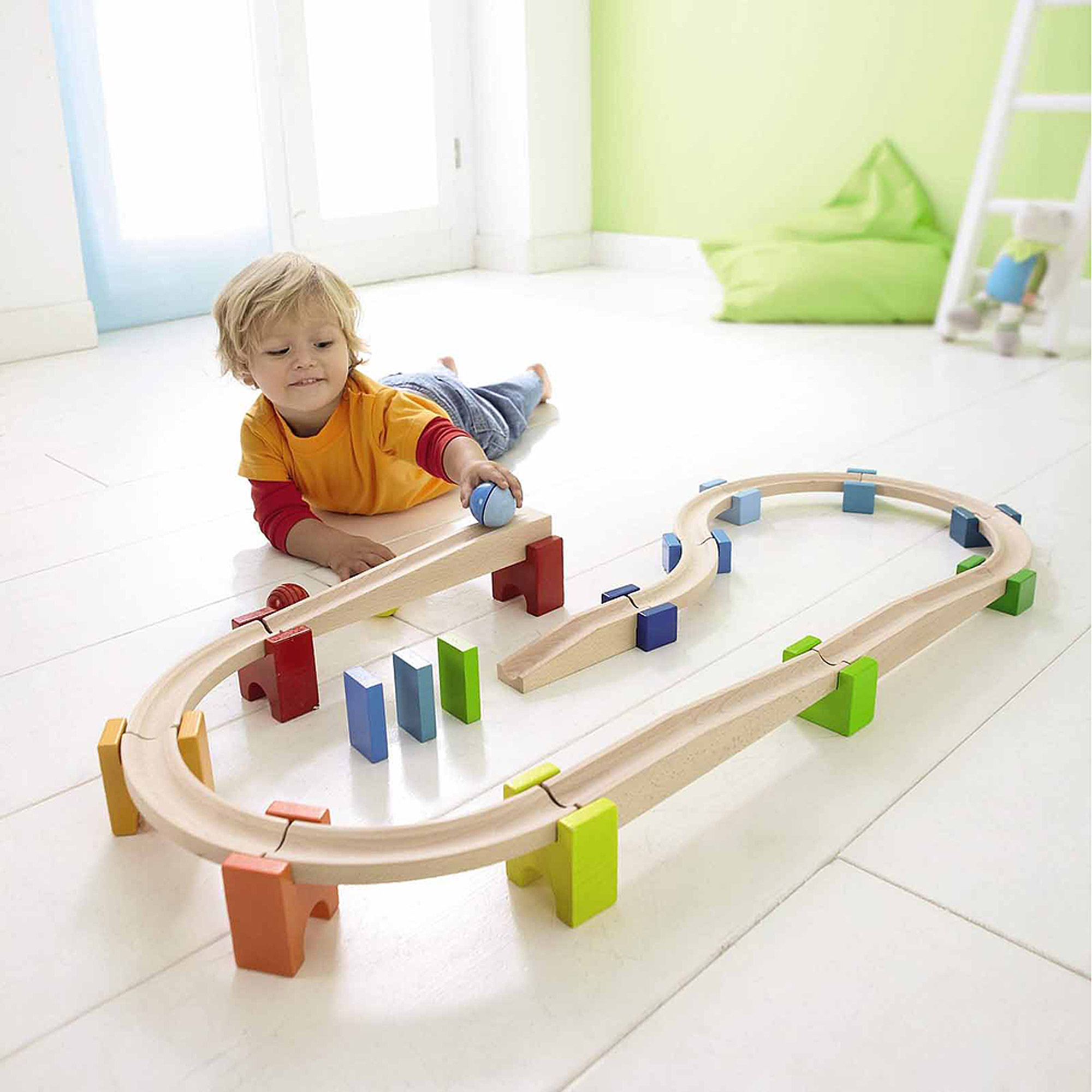 HABA My First Ball Track, Large Basic Pack