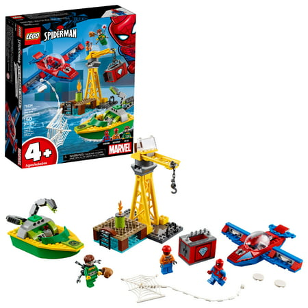 LEGO Super Heroes Spider-Man: Doc Ock Diamond Heist 76134