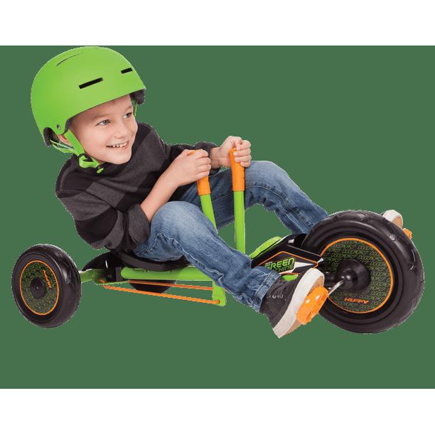 Huffy Green Machine Mini 3 Wheel Tricycle For Kids Walmart Com Walmart Com