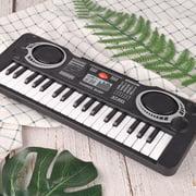 Vingtank Electronic Piano Keyboard,Portable 37 Key Music Keyboard Musical Instrument Piano for Kids