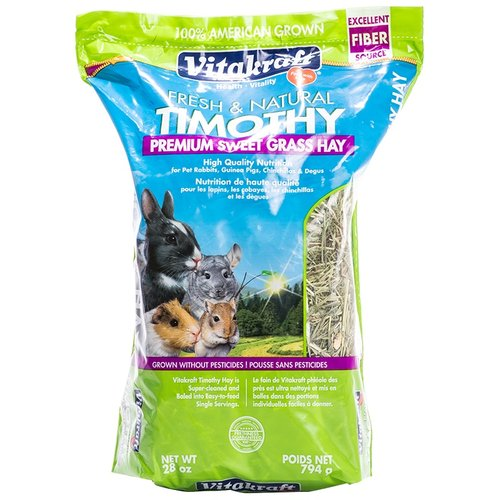 Vitakraft Timothy Premium Sweet Grass Hay