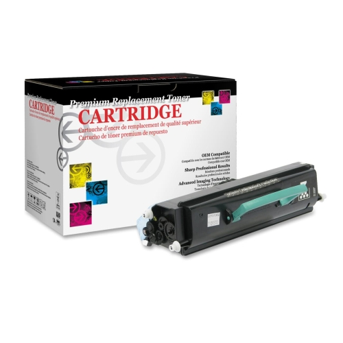 West Point Products Remanufactured Toner Cartridge Alternative For Del