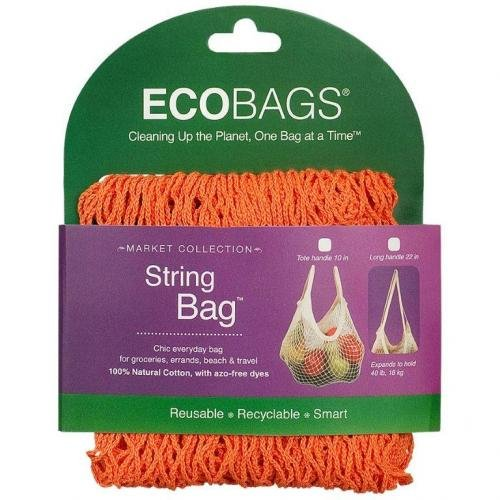 Eco-Bags Market Collection String Bags Tote Handle Mango 1 Bag