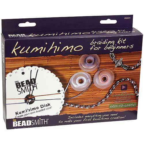Beadsmith Kumihimo Starter Kit
