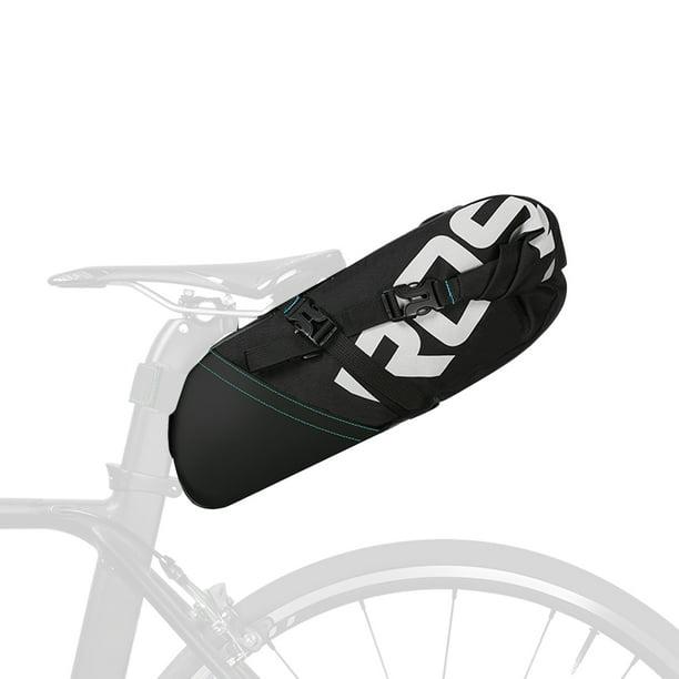 Bike Handlebar Bag Bicycle Rear Saddle Tail Holder Case MTB Cycle Accessories