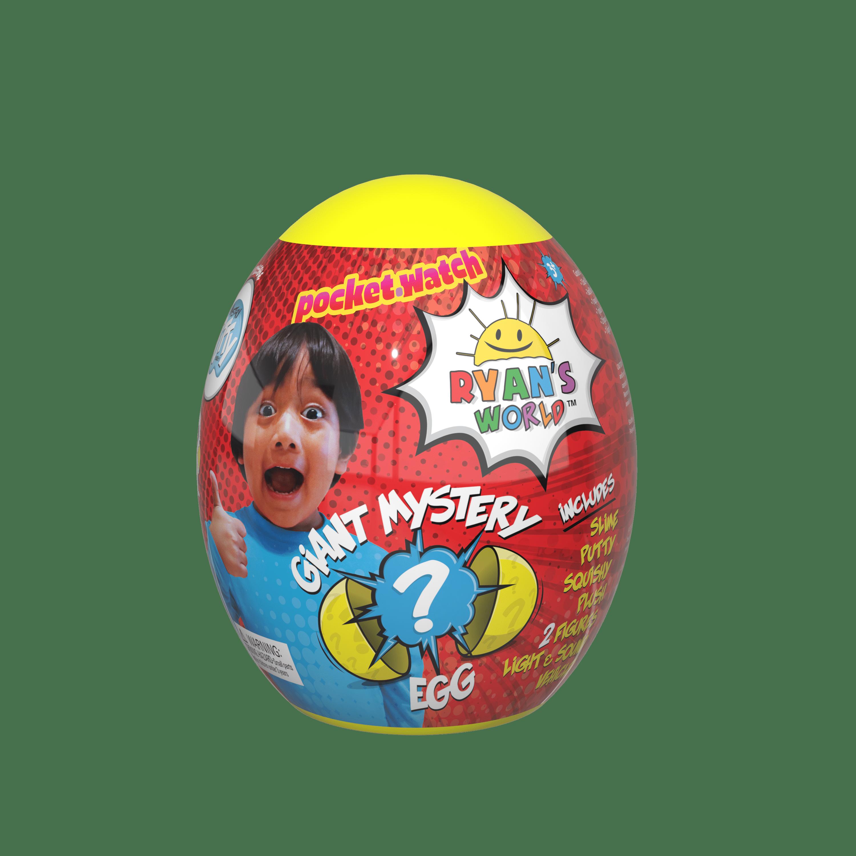 Ryans World Giant Mystery Egg - Walmart com