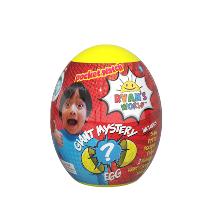 Ryans World Giant Mystery Egg