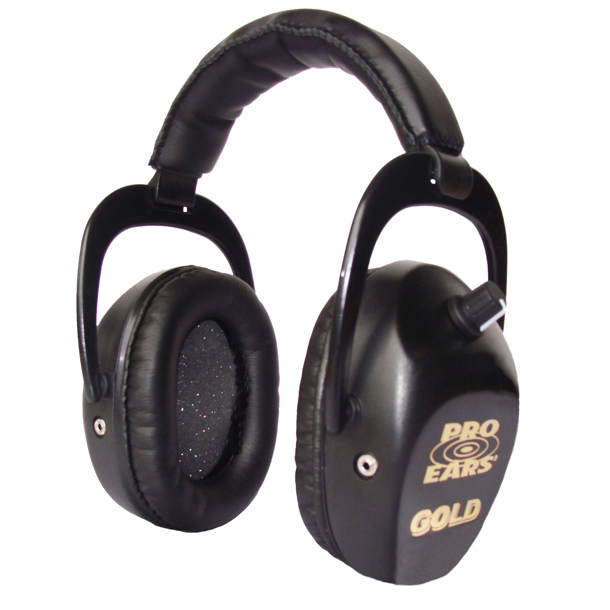 Pro Ears Electronic Hearing Protection Stalker Gold, Black