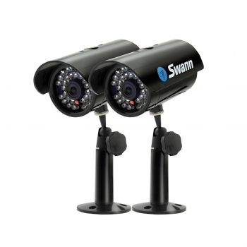 Swann SW212-MDL MaxiBrite Kit Real & Imitation Security Cameras (refurbished)