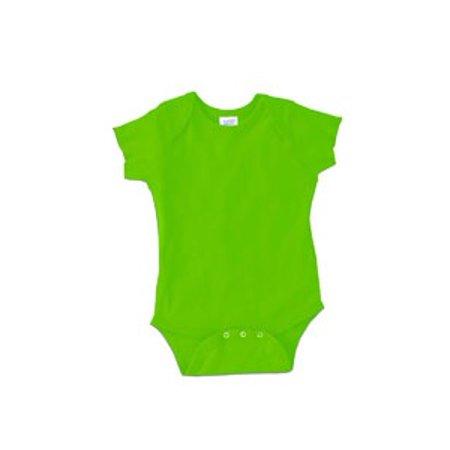 Rabbit Skins Infant Lap Shoulder Bodysuit 4400