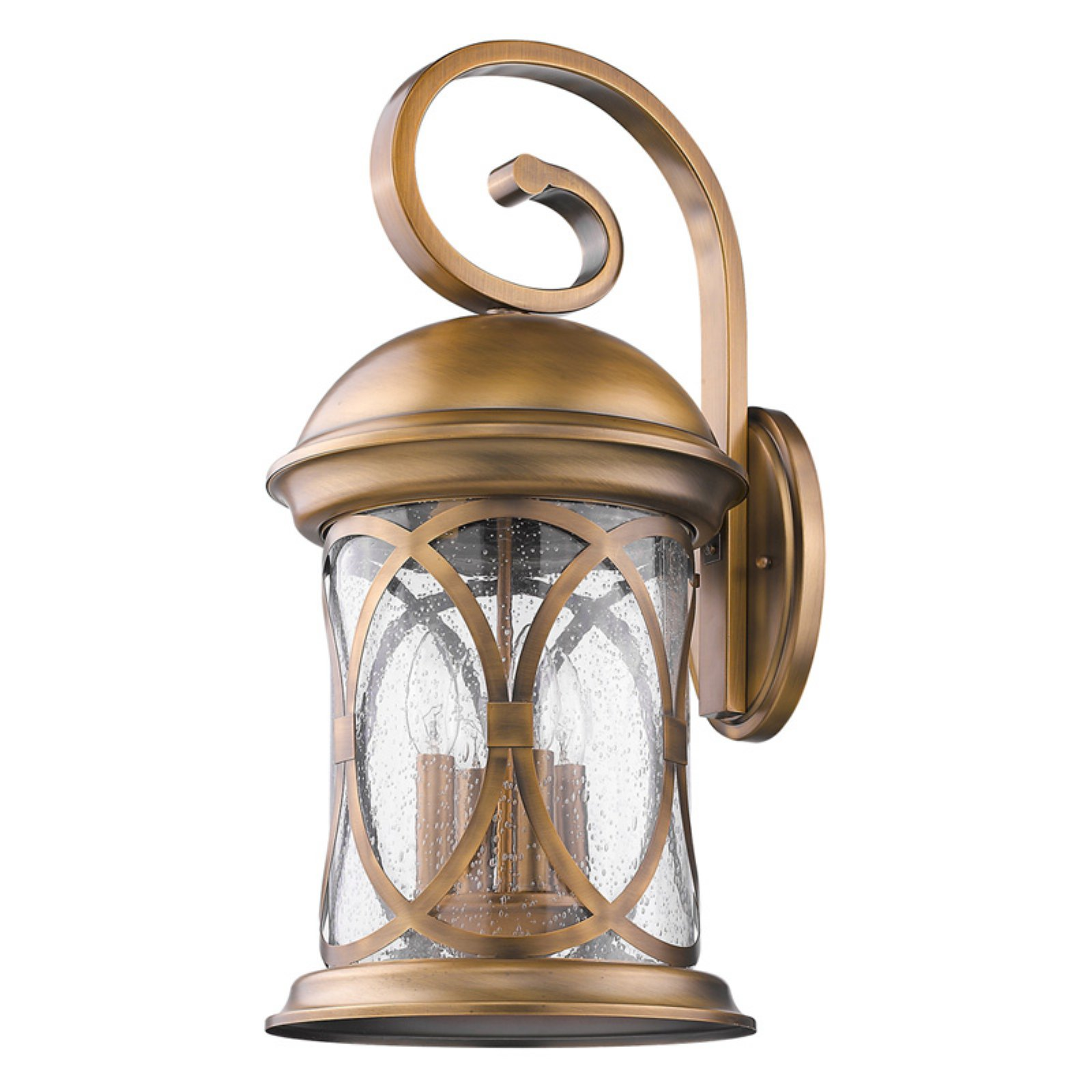 Acclaim Lighting Inc Lincoln 1532ATB Outdoor Wall Light