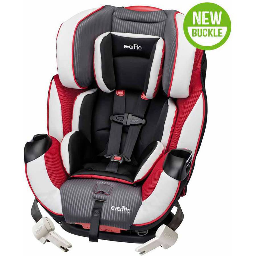 Evenflo Symphony DLX All-in-One Car Seat Convertible Car Seat, Ocala