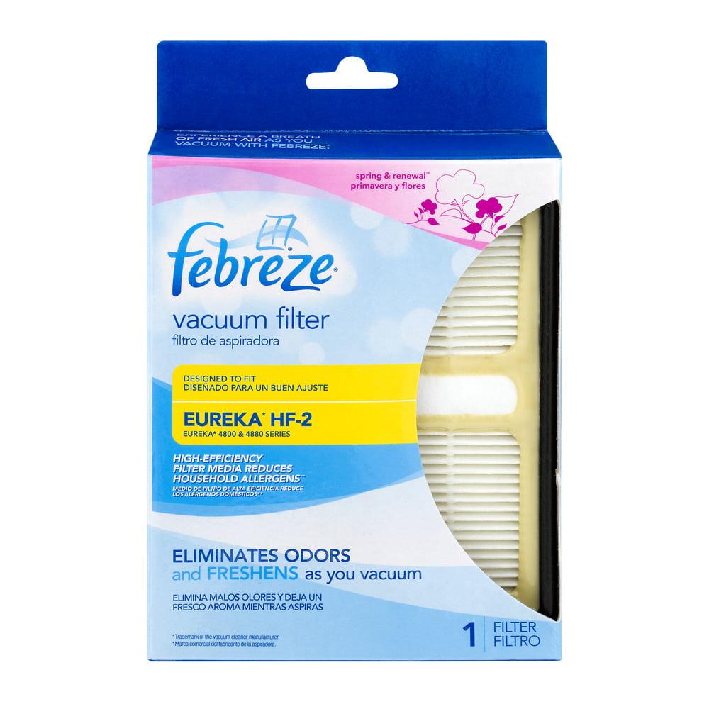 Febreze Vacuum Filter for Eureka HF-2 4800 & 4880 Series - 1 CT -  Walmart.com