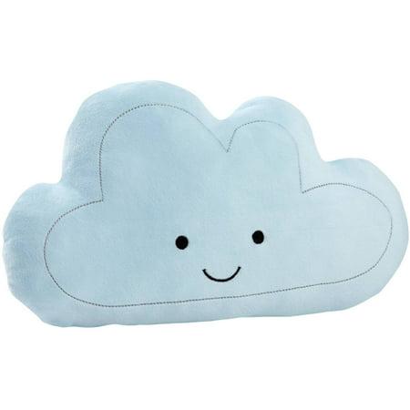 Cloud Nine Pillow Top - Little Love Happy Clouds Pillow