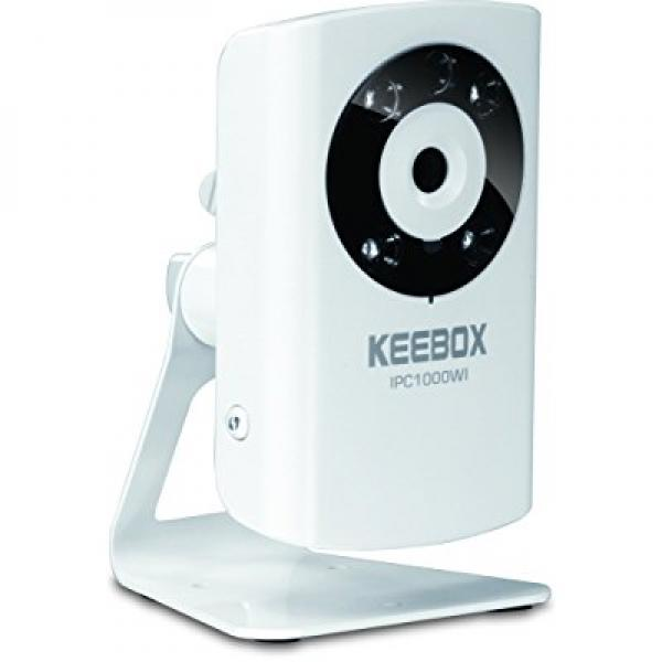 Keebox IPC1000WI Surveillance/Network Camera - Color