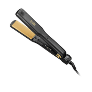 Andis High Heat Ceramic Flat Iron, Black, 1-1/2 Inches