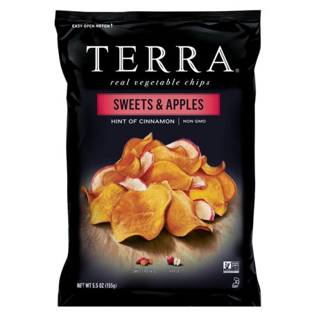 TERRA Sweets & Apples with a Hint of Cinnamon, 5.5 Oz. (Sweets Halloween Toffee Apples)