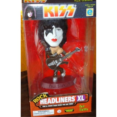 (kiss rock headliners xl paul stanley figure)