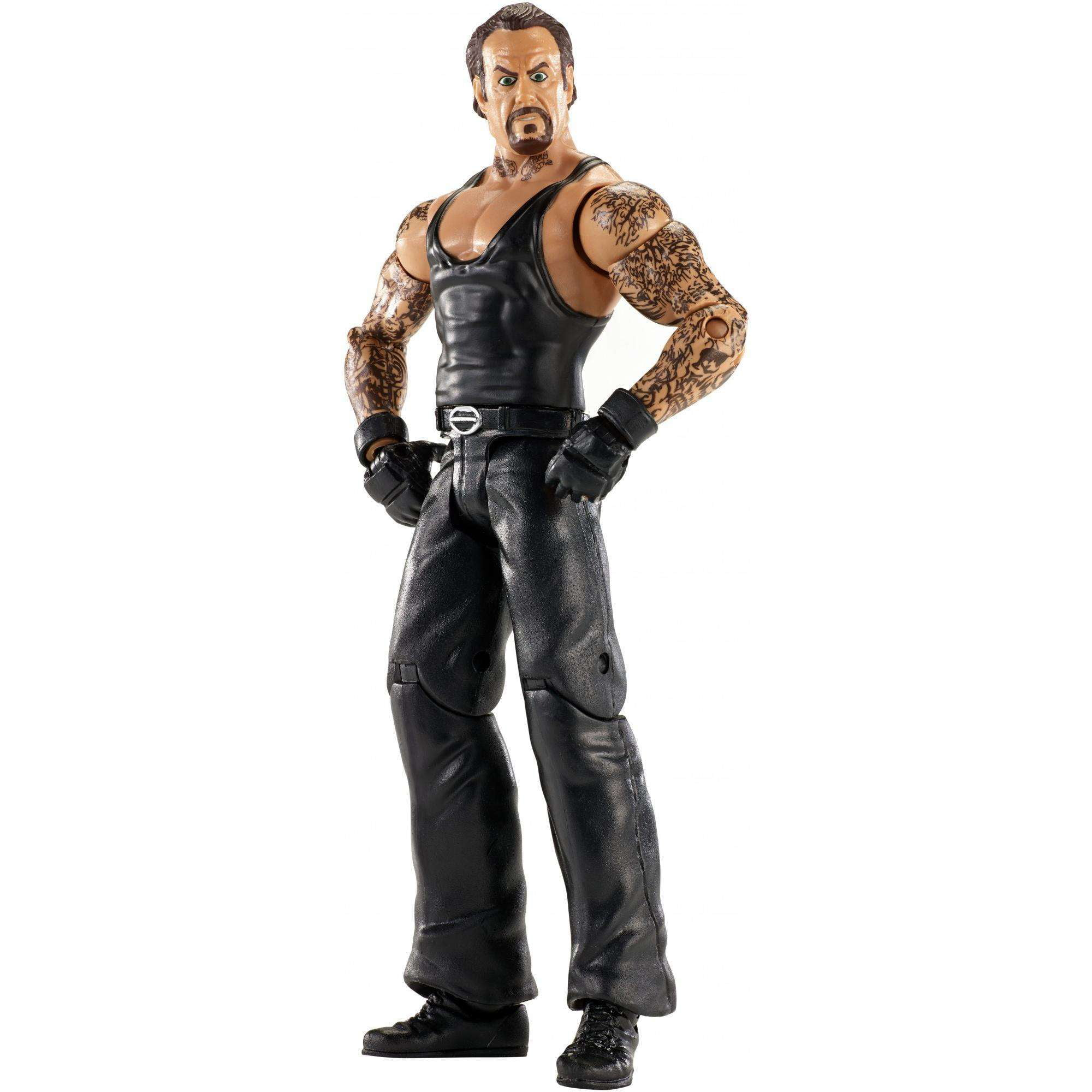 WWE Undertaker Figure by Mattel