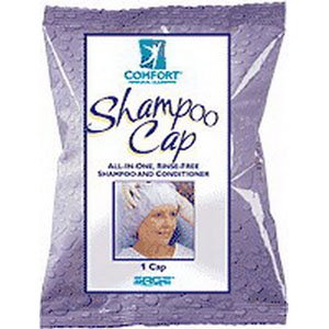 Comfort Personal Cleansing Rinse Free Shampoo Cap