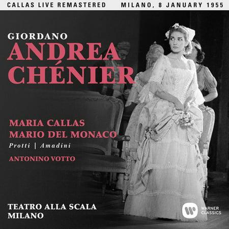 Giordano  Andrea Chenier  Milano 08 01 1955