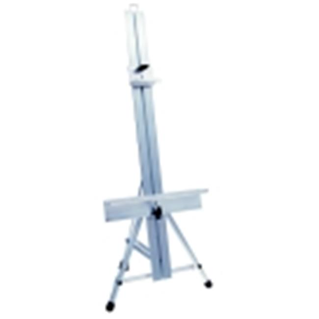School Specialty Table Easel - 31 in. - Aluminum
