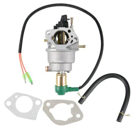 New Carburetor Carb for Harbor Freight Predator Generator 420CC 13HP 69671  68530 68525 8750W w Gaskets Fuel Filter
