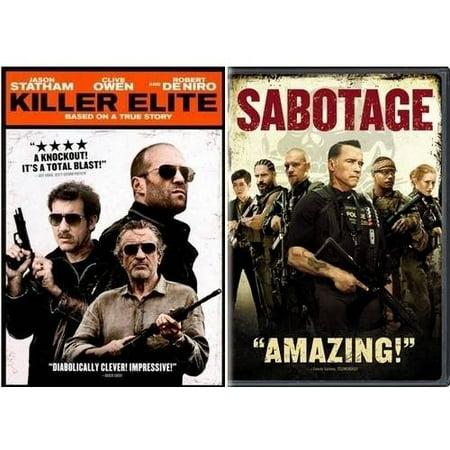Killer Elite   Sabotage  Widescreen